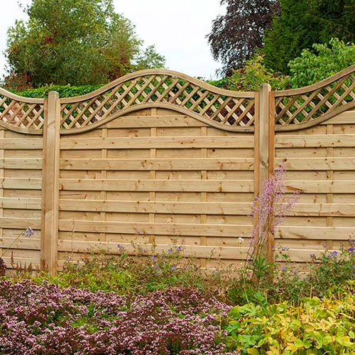Garden Fencing, Fence Posts, Sleepers, Landscaping | AVS
