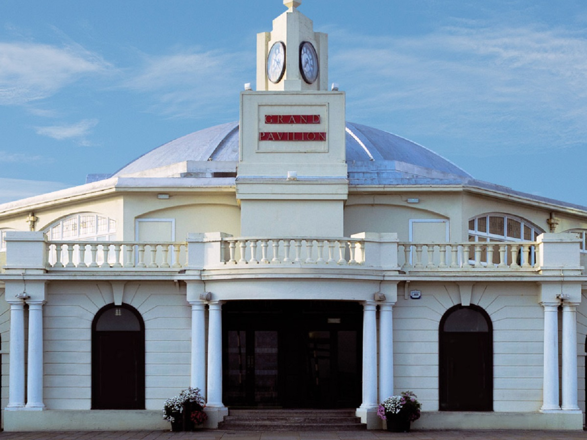 BOOK NOW FOR THE GRAND PAVILION, PORTHCAWL