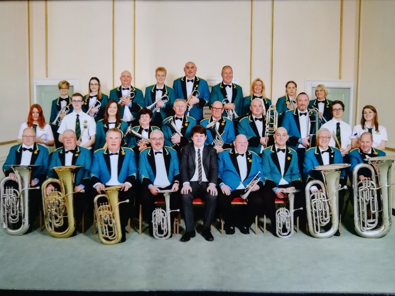 Abertillery Town Band 50th Anniversary Concert