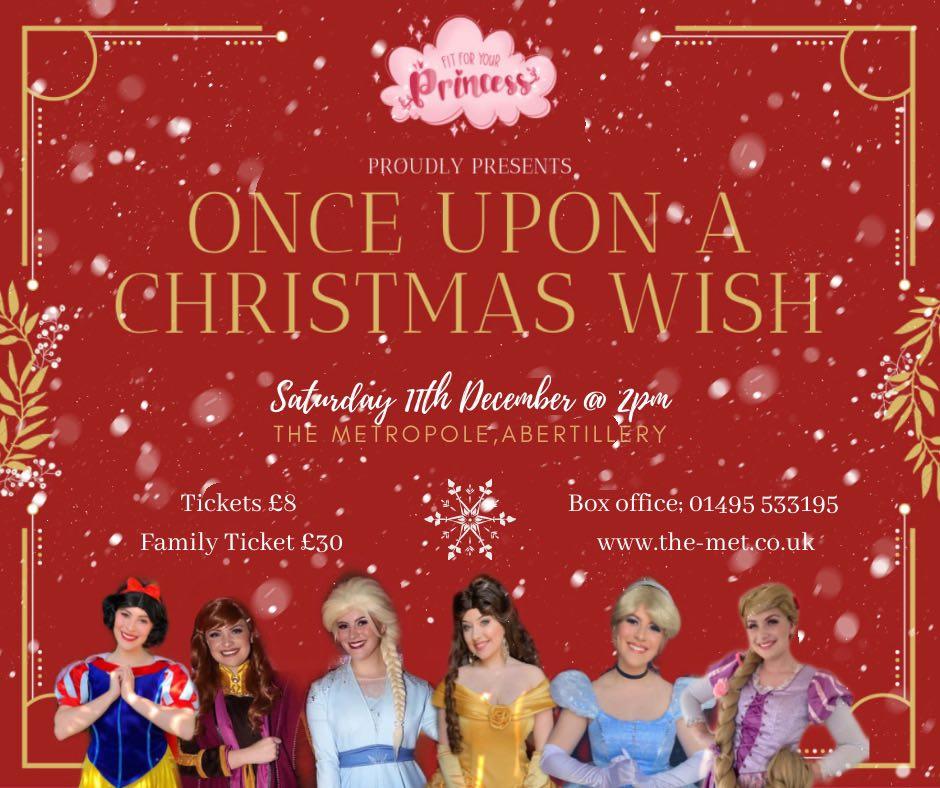 Once Upon A Christmas Wish