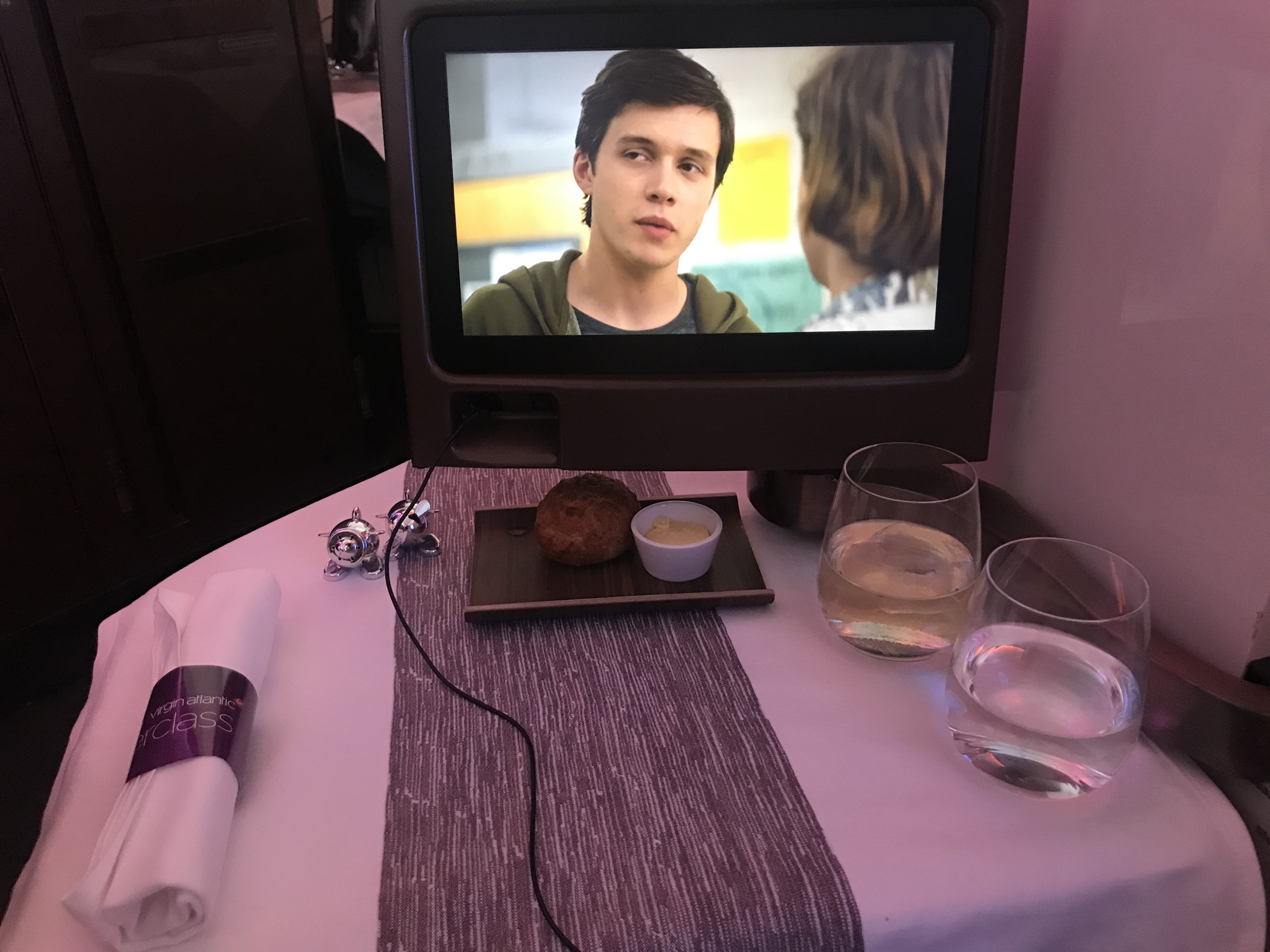 The In-flight Entertainment system