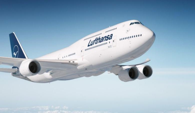Lufthansa Boeing 747-800