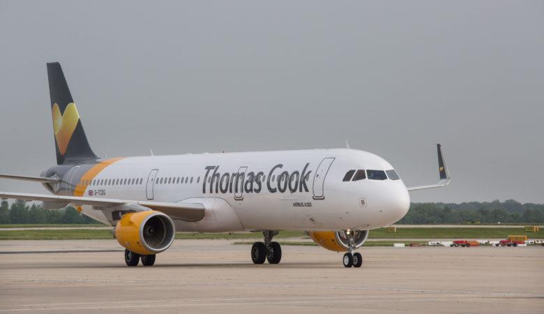 Thomas Cook aircraft