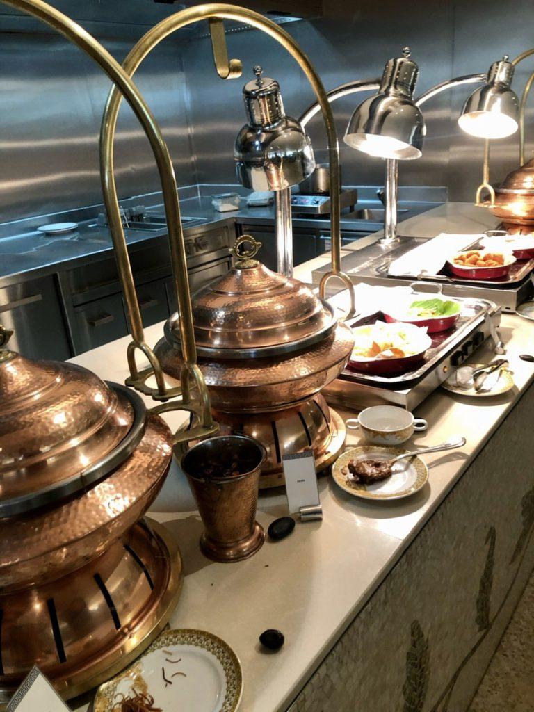 Giardino Buffet at Palazzo Versace Dubai