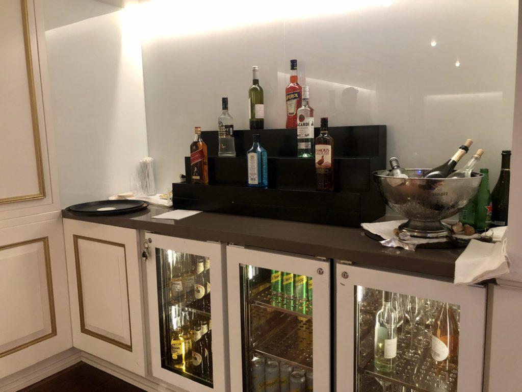 Executive Lounge at Palazzo Versace Dubai