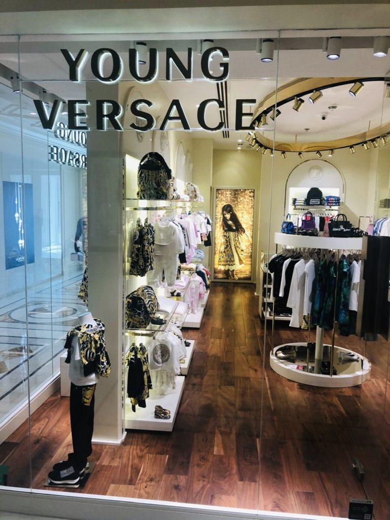 Shops at Palazzo Versace Dubai