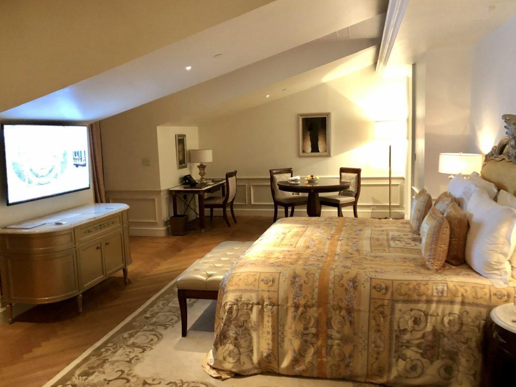 Junior Suite at Palazzo Versace Dubai