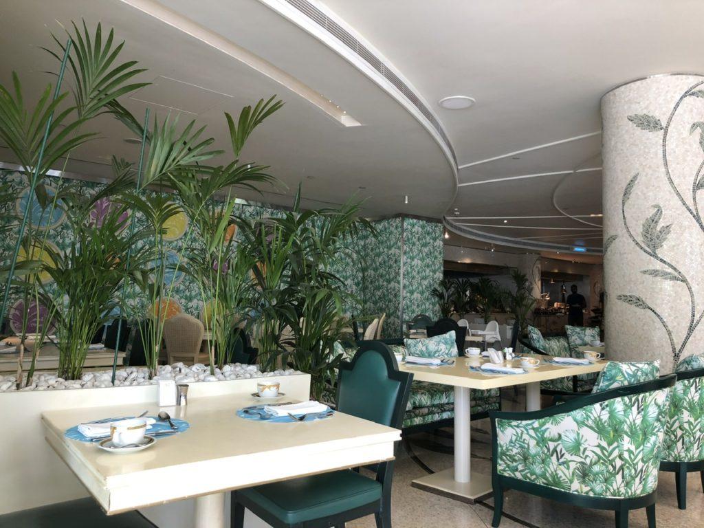 Giardino at Palazzo Versace Dubai