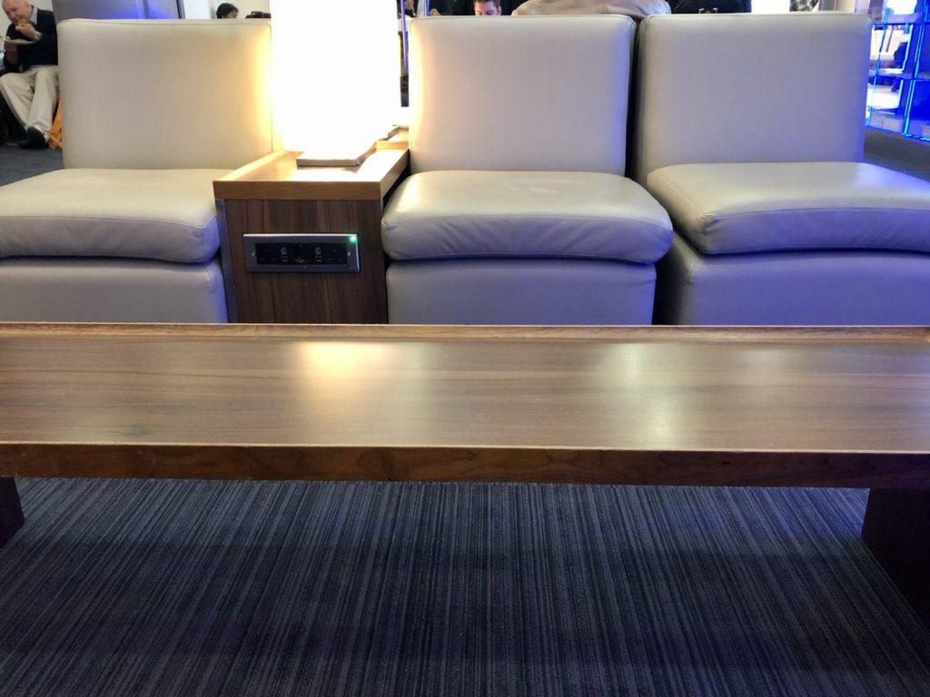BA Arrivals Lounge Terminal 5