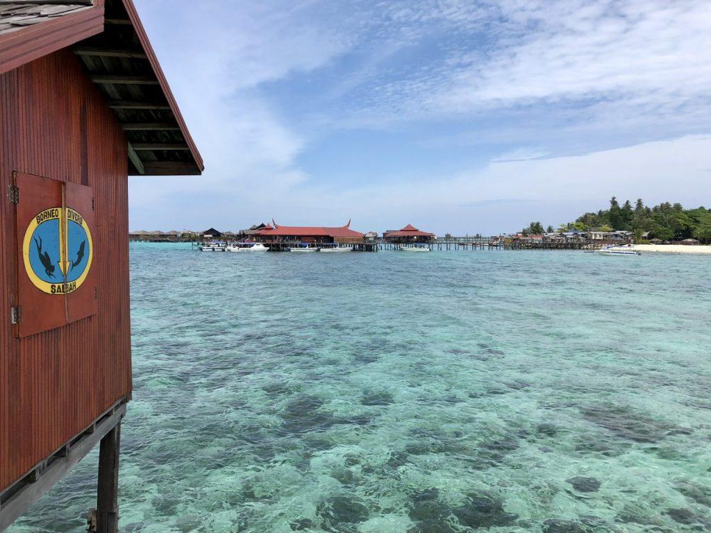 Borneo Divers, Mabul Island (Sipadan)