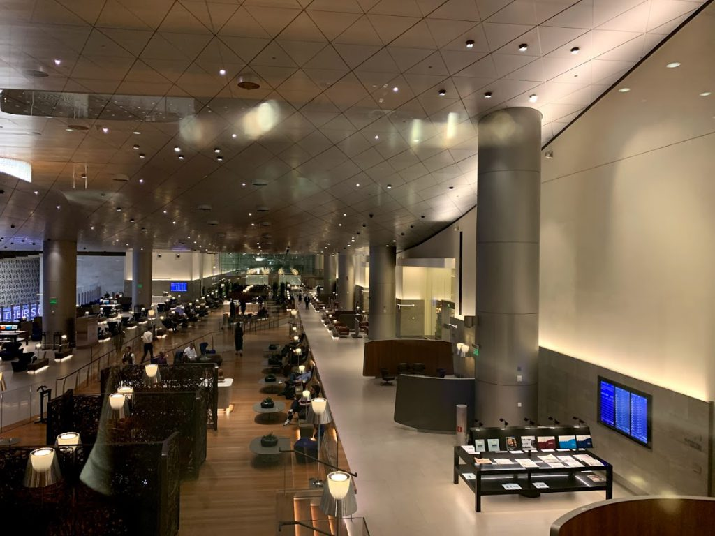 Qatar Al Safwa Lounge