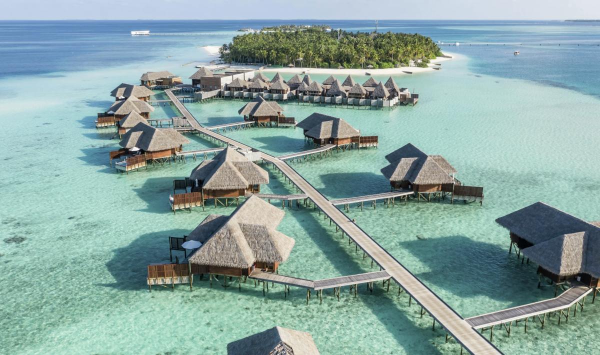 Conrad Hilton Rangali Island, Maldives