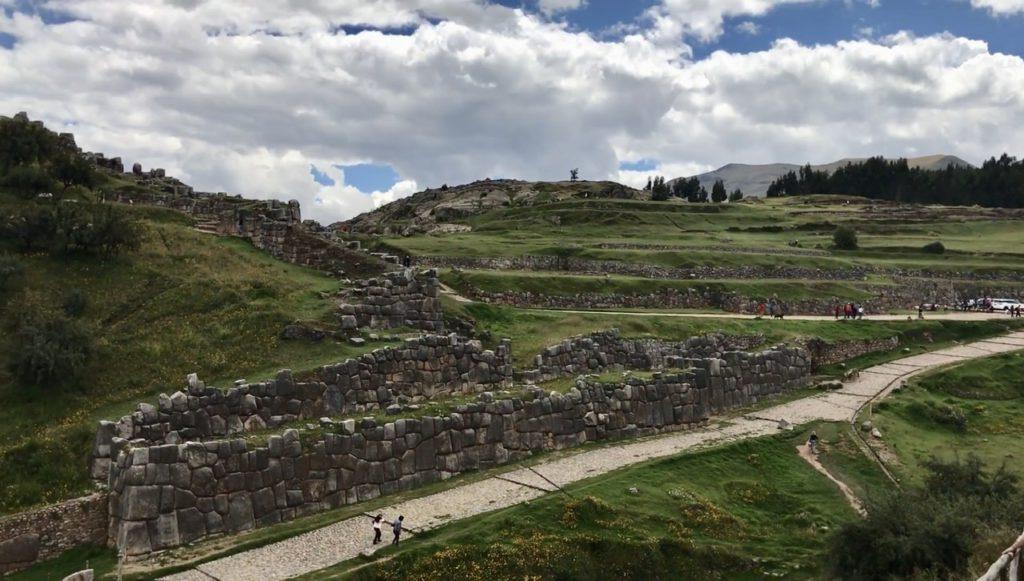Sacsayhuamán Citadel, Cusco, Peru