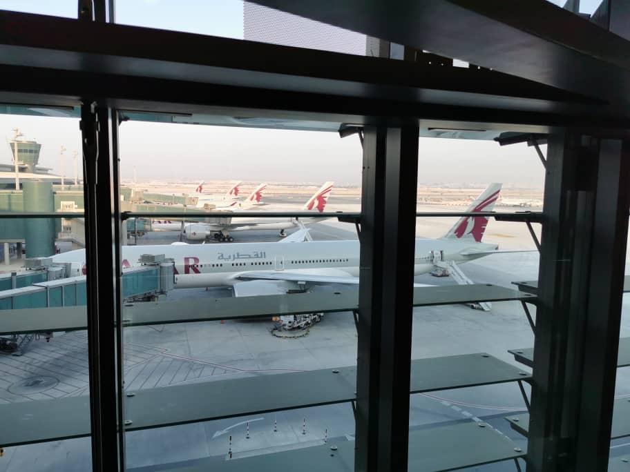 qatar airways planes