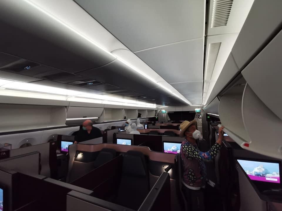 Qatar Airways Hazmat