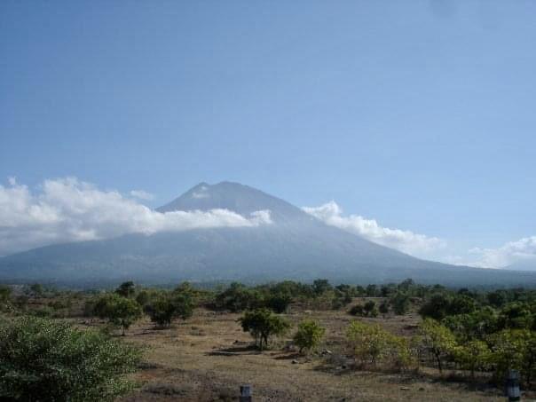 Agung volcano, Bali