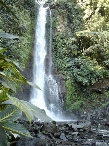 Git Git Waterfall, Bali
