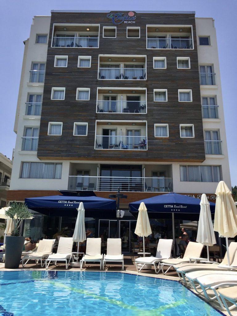 Cettia Beach Hotel, Mamaris, Turkey