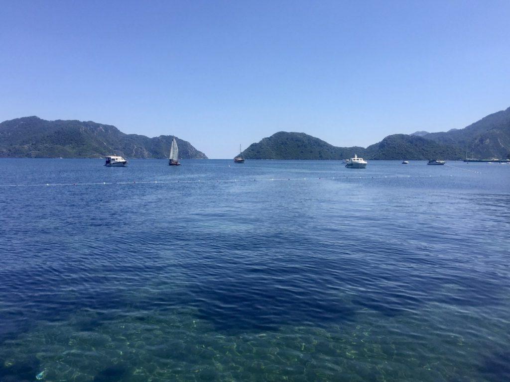 The Aegean Sea, Mamaris, Turkey