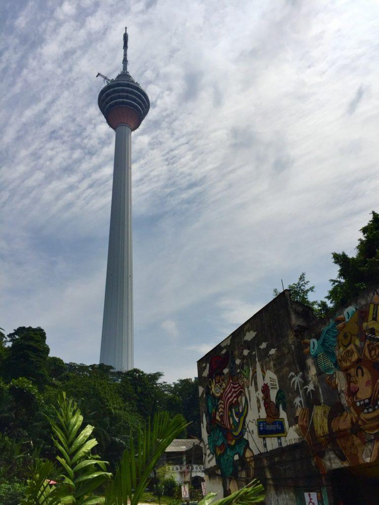 The KL Tower, Kuala Lumpur