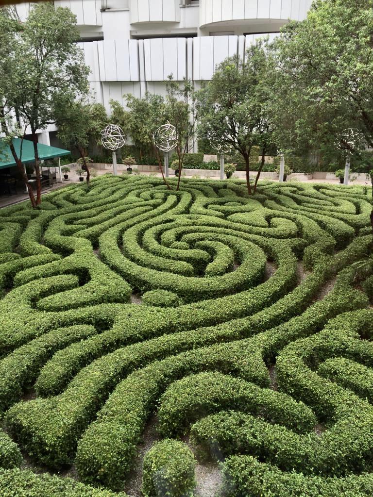 Gardens at Shangri-La, Kuala Lumpur, Malaysia