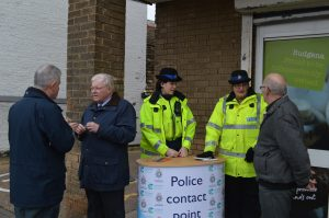 Chatteris contact point