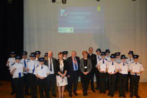 Peterborough Volunteer Police Cadets