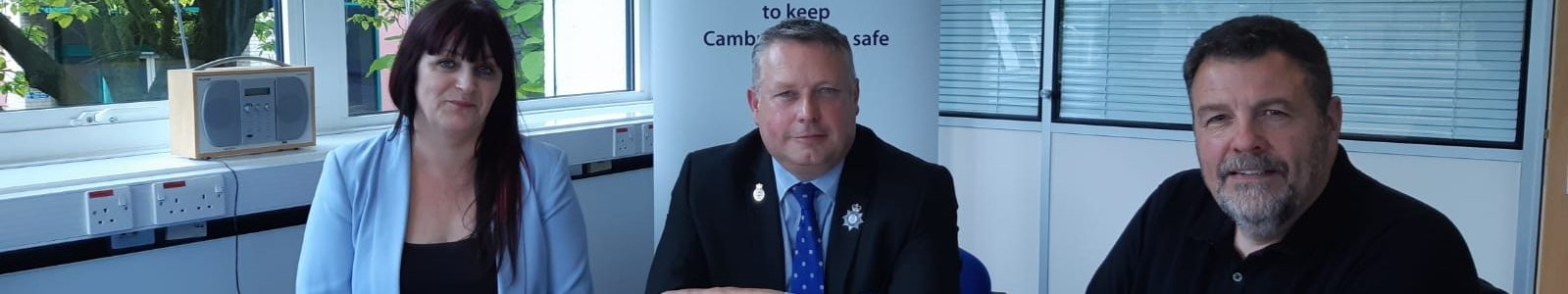 Commissioner praises nurses providing officers with expert advice