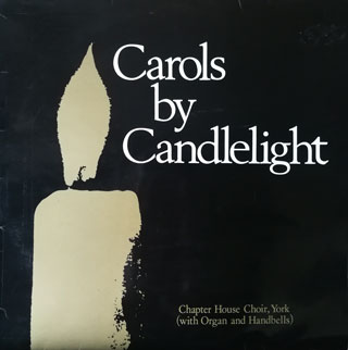 1974 Carols by Candlelight LP cover