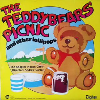 The teddybears' picnic cover