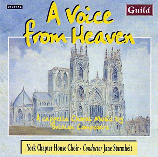 A voice from heaven cd cover