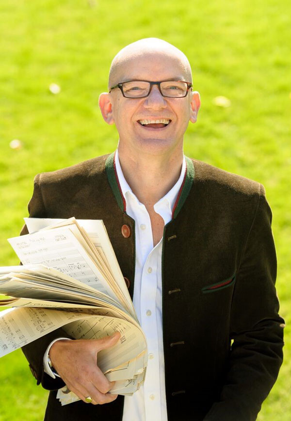 Image of Bob Chilcott