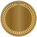 Bronze medal logo