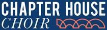 Chapter House Choir Logo Blue