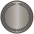 Silver medal logo