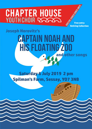 Image of July 2019 Concert Poster