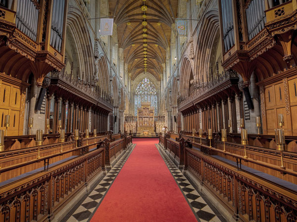 Image of Selby Abbey