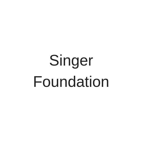 Singer Foundation