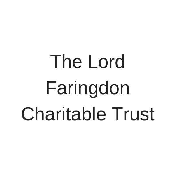The Lord Faringdon Charitable Trust