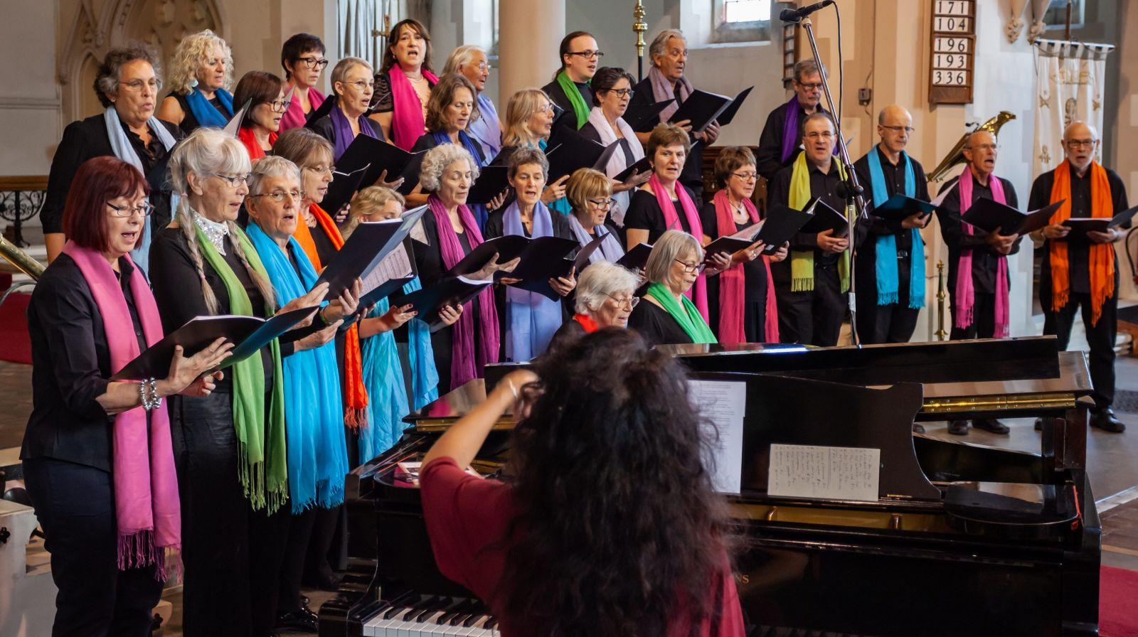 Chipping Norton Singers: Autumn Term 21