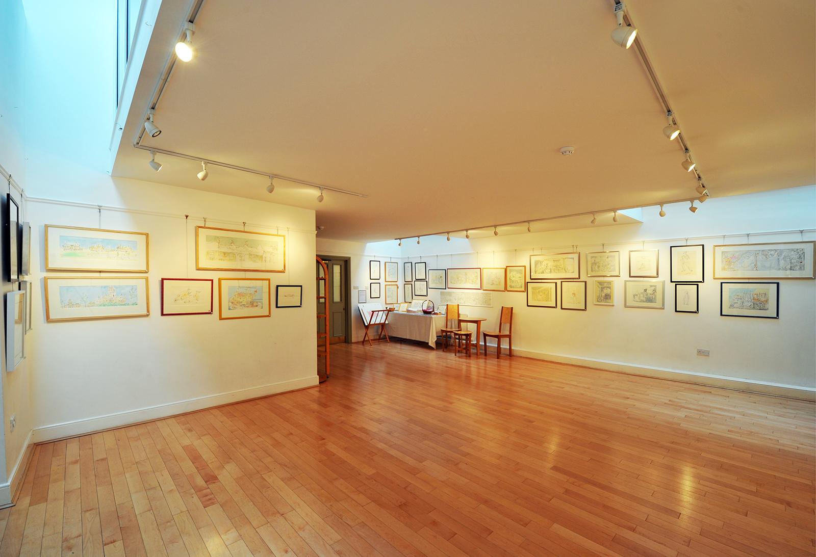 The Owen Mumford Gallery