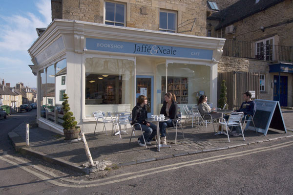 Jaffe & Neale Bookshop