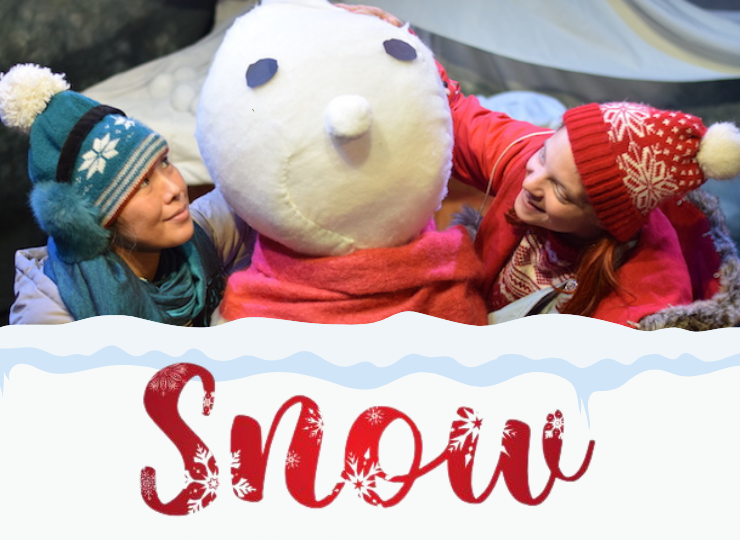 Snow - An Early Years Christmas Show