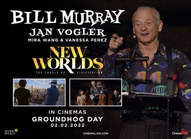 BILL MURRAY'S NEW WORLDS: THE CRADLE OF CIVILISATION