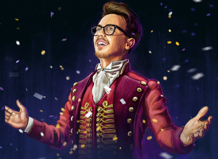 THE GREATEST MAGICIAN: AN EVENING OF WONDERS