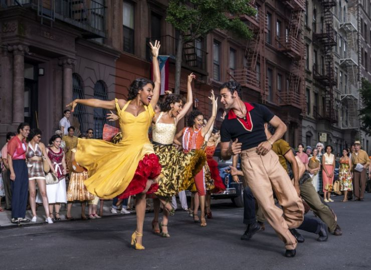 WEST SIDE STORY (12A)