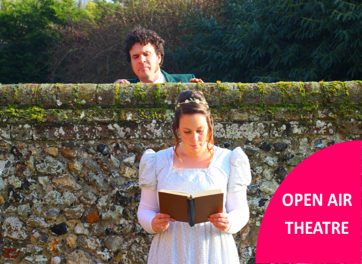 PRIDE AND PREJUDICE OPEN AIR THEATRE @ Broughton Castle