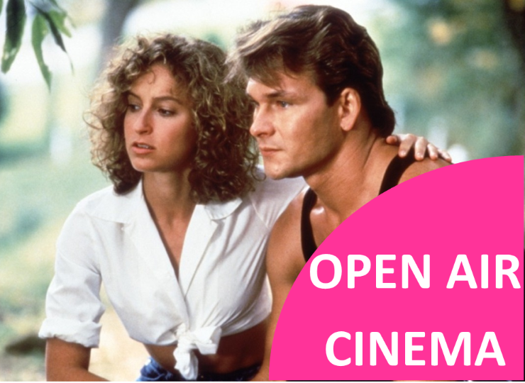 DIRTY DANCING OPEN AIR CINEMA @ CN Rugby Club