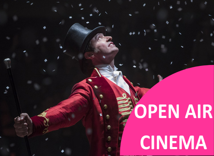 THE GREATEST SHOWMAN OPEN AIR CINEMA @ Broughton Castle
