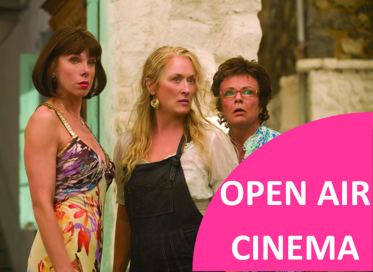 MAMMA MIA! OPEN AIR CINEMA @ CN Rugby Club